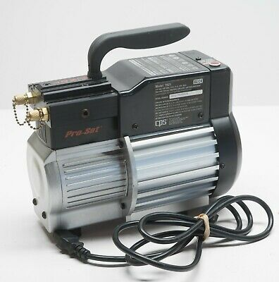 Cps Pro-set Tr21 Refrigerant Recovery Machine110v9 H