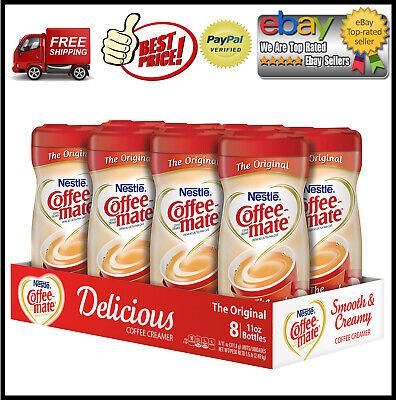 Coffee-Mate Original Powder Coffee Creamer (11 oz., 8 ct.) *BEST DEALS IN (Best Powdered Coffee Creamer)