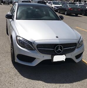 Lease takeover 2018 Mercedes Benz C43 AMG