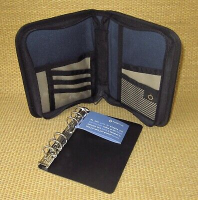 Compact 1 Rings New Bluebrown Durable Sport Franklin Covey Plannerbinder