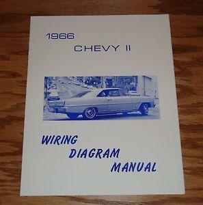 66 Chevy Nova Wiring Diagram - Technical Diagrams on