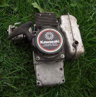 New Kawasaki TE40 Brushcutter Engine TE0400D-AC56
