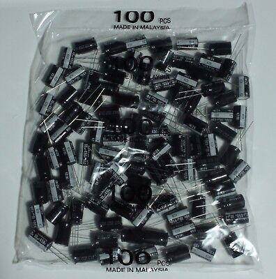 450v 10uf Nichicon Aluminum Electrolytic Capacitors Lot Of 2345681020 Pcs