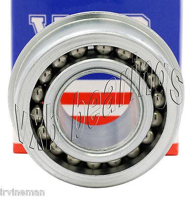 0.500 Inch Boreid Flanged Heavy Duty Wheel Ball Bearing 1.125diameter Pipe .5