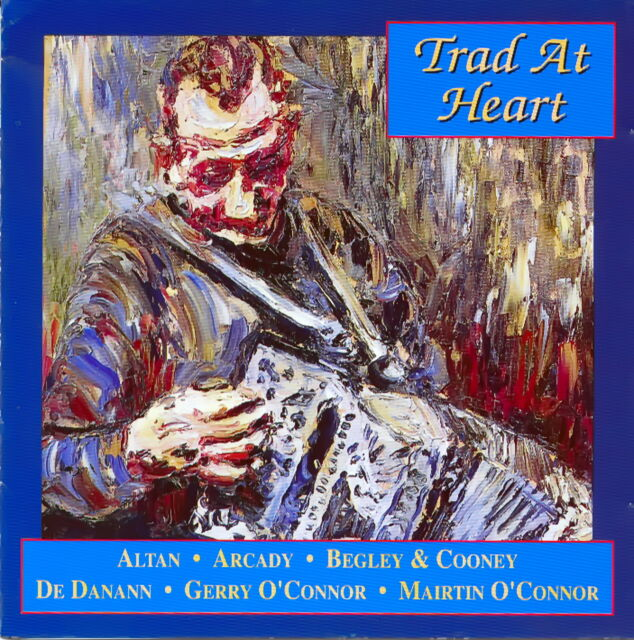 Trad at Heart - Various Artists      **NEW CD**