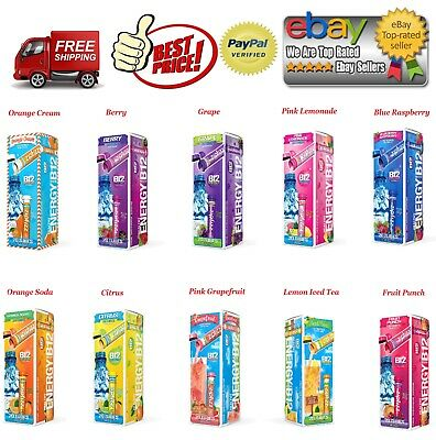 Zipfizz Energy Drink Mix, (20 ct)      CHOOSE YOUR FLAVOR   *BEST DEALS IN