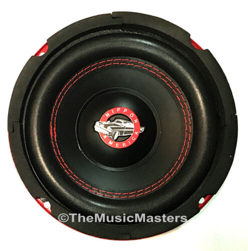 6.5 inch Home Car Audio Studio Sound WOOFER Subwoofer Stereo Replacement Speaker