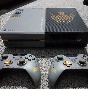 Xbox One Call Of Duty Limited Edition 1TB Console Newstead Brisbane North East Preview