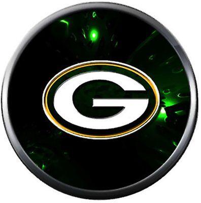 NFL Green Bay Wisconsin Packers Sparkle Logo Football Fan Team Spirit 18MM - 20M 20' Nfl Football Fan