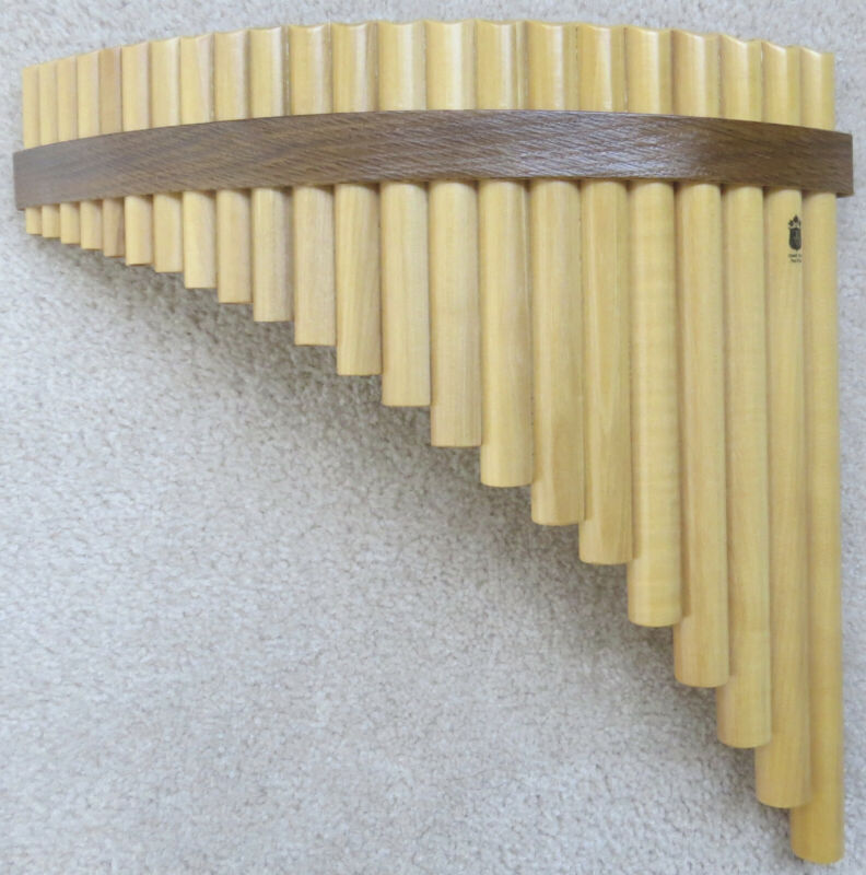 22-Pipe Grand Tenor Panpipes Flute