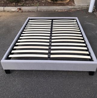 Brand new bed base frame queen$160