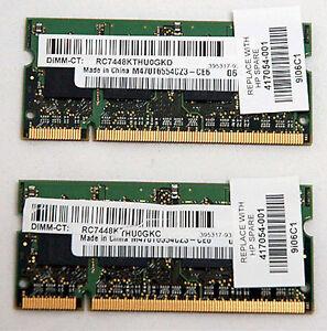 Compaq-Presario-V3000-Laptop-1GB-DDR2-RAM-417054-001