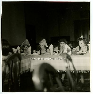 Party City Missouri (1940s Photo Children's Birthday Party Hats Mathews Reider Kansas City)