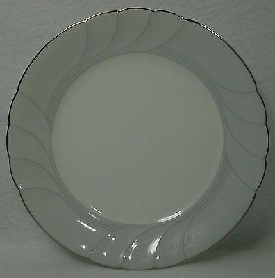 - MIKASA china PRELUDE L9713 pattern BREAD PLATE 6-1/2