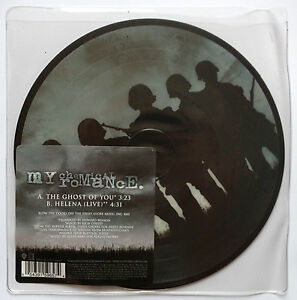 MY-CHEMICAL-ROMANCE-THE-GHOST-OF-YOU-rare-UK-7-INCH-VINYL-RECORD-NEW-Helena