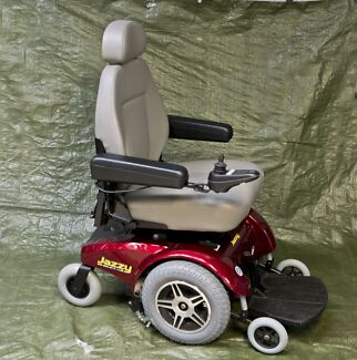 Jazzy Select 14XL Motorised wheelchair Belmont Geelong City Preview