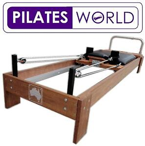 PILATES REFORMER NEW AUSTRALIAN MADE MODEL (APC-001) Helensvale Gold Coast North Preview