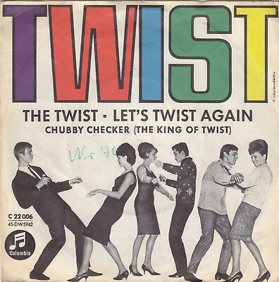 "Single 7"" Chubby Checker ""The Twist/Let´s Twist again"" gebraucht kaufen  Versand nach Austria"