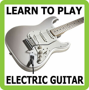 learn to play electric guitar ebay. Black Bedroom Furniture Sets. Home Design Ideas