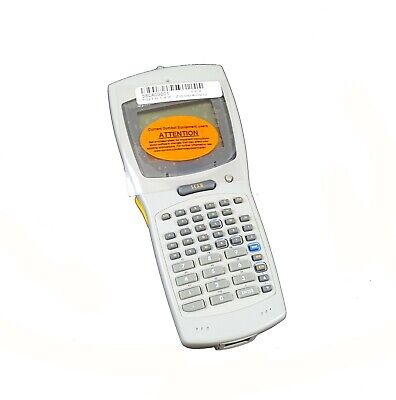 Symbol Motorola Pdt6142 Barcode Reader Scanner Data Terminal Pdt6142-z0s640eu