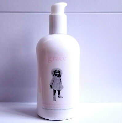 Philosophy Baby Grace Perfumed Body Lotion 16 OZ ORIGINAL FORMULA! AMAZING! 16 Oz Perfumed Body Lotion