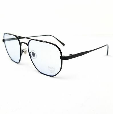 MCM Eyeglasses MCM2123 001 Black Navigator Men 54x18x140