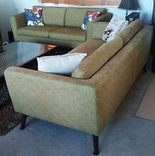 Dare Gallery Retro Lounge Suite - sofas in EXCELLENT CONDITION! Erskineville Inner Sydney Preview