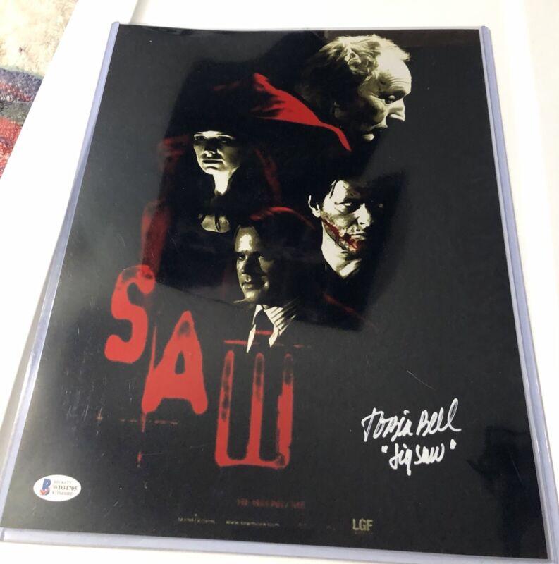 tobin bell signed Poster
