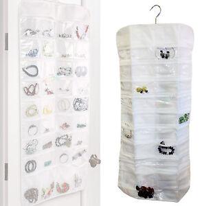 Organizer porta gioielli gioie bigiotteria trucchi con - Porta gioielli fatti in casa ...
