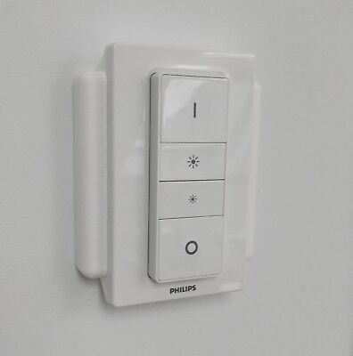 Philips Hue Dimmer UK Light Switch Converter - Adapter - Cover