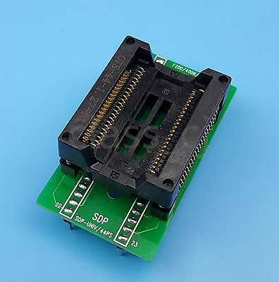 Psop44sop44soic44 To Dip44 Chip Programmer Adapter Ic Test Socket Converter
