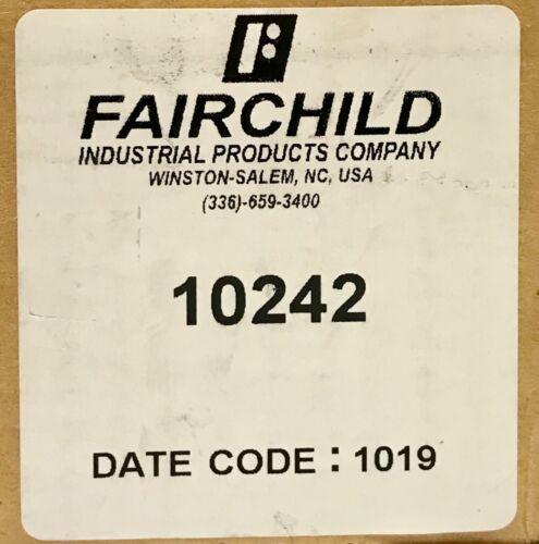 FAIRCHILD 10242 Model 10 PNEUMATIC Precision Regulator