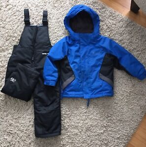 3T Toddler Snowsuit