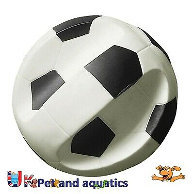 Gor Pets Super Soccer Vinyl Football Dog Toy - Easy Grip!!
