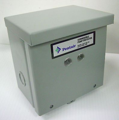 Pentair Submersible Pump Protector Spp-235-150 Single Phase 230vac Nos