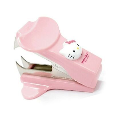 Hello Kitty Staple Remover Pink Kid Cute Baby Girl Gift Stapler Desk Office T...