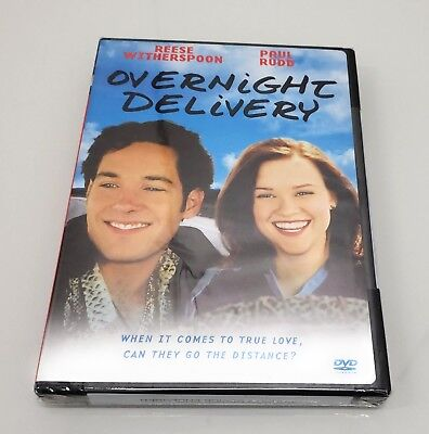 Overnight Delivery Movie (NEW ~ Overnight Delivery (DVD,)