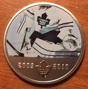 Toronto Maple Leafs 2009-2010 Coin