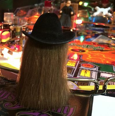 Cousin Itt Mod Bally Williams Addams family pinball machine Mod Pinball Pro