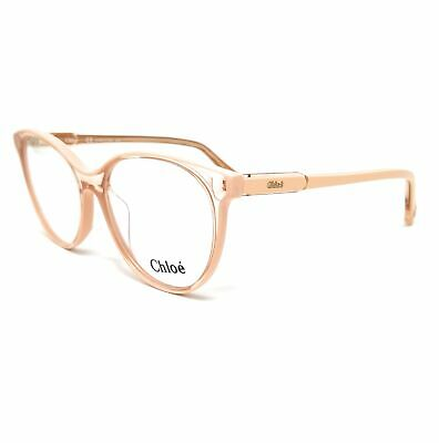 CHLOE Eyeglasses CE2729 651 Rose Cat Eye Women 54x17x140