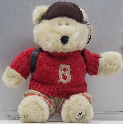 Starbucks 21st Bearista 2002 Bear Boy with Back to School Outfit NWT](Starbucks Outfit)