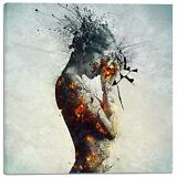 "Cortesi Home ""Deliberation"" by Mario Sanchez Nevado, Giclee Canvas Wall Art, 18"""