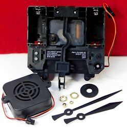Triple Chime Quartz Pendulum Clock Movement Tubular Bell Sound 3/8 Dial SWORD