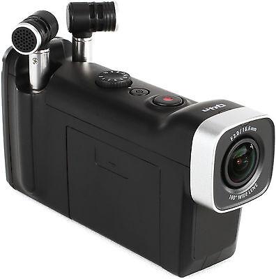 New Zoom Q4N Handy Audio and Video Recorder Auth Dealer Warranty Best