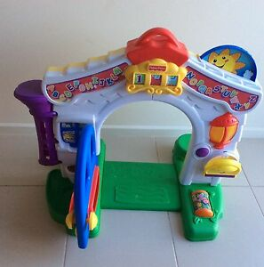 Fisher-Price Laugh & Learn Learning Home Kellyville Ridge Blacktown Area Preview