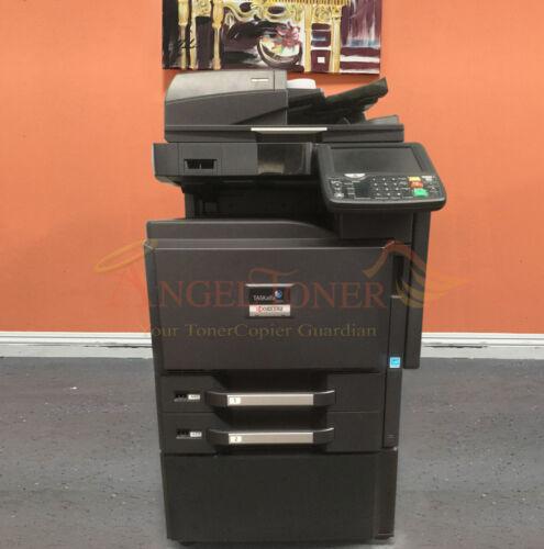 Kyocera Taskalfa 5501i Mfp Black & White Laser Copier Printer Scanner Sra3