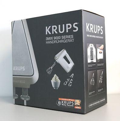 Krups Handrührgerät GN 9001 3 Mix 9000 Exklusiv