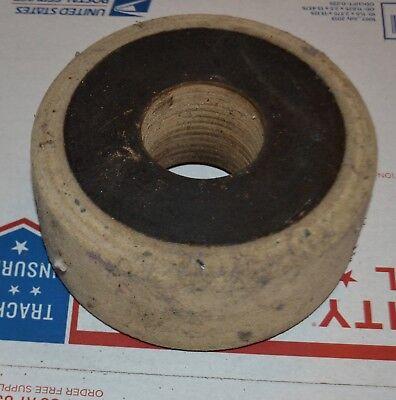 Sutton Landis Auto-soler Wood Felt Contact Wheel Finisher Machine Unit 1