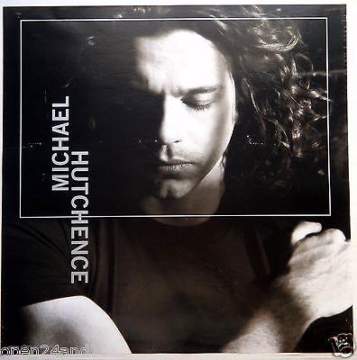 Michael Hutchence  Solo Album  Australian Promo Poster From 1999   Inxs  Max Q