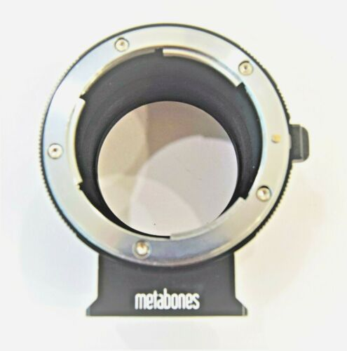 metabones N/F - E mount Adapter Sony to Nikon